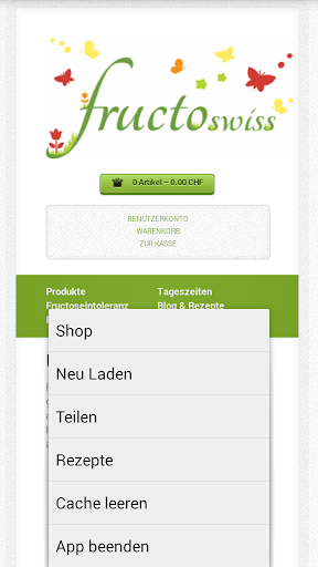 Fructoswiss