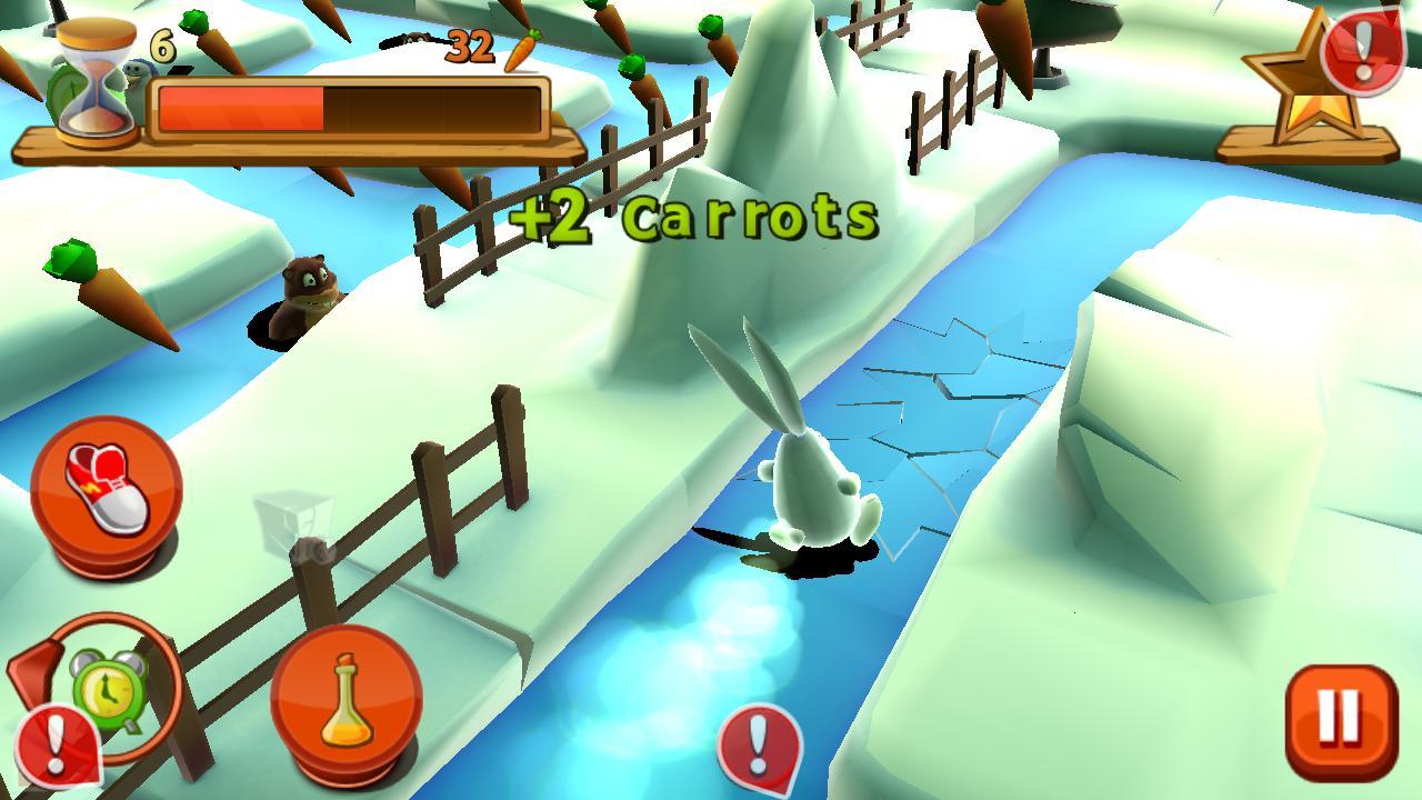 Bunny Maze- screenshot