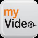 myVideo影音(平板)-電影動漫NBA新聞幼兒線上看 icon