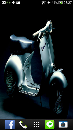 Scooter Classic Wallpapers