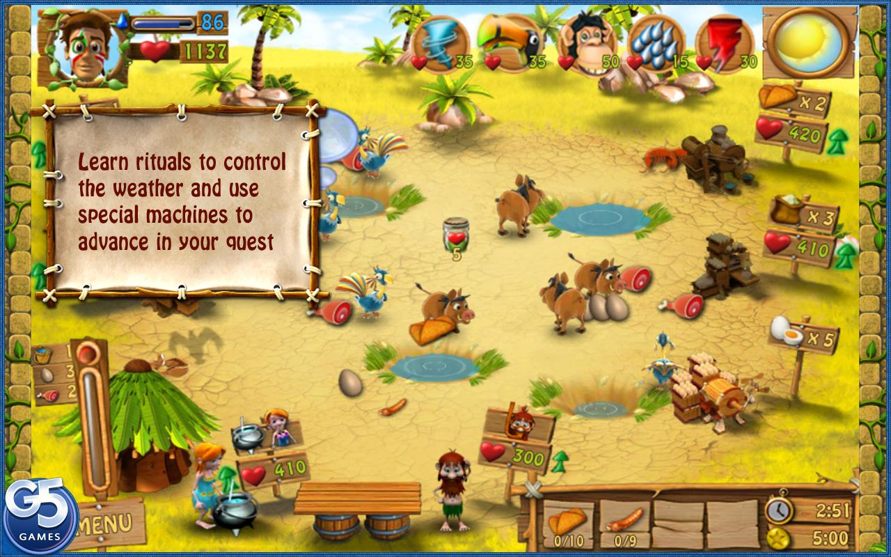 Youda Survivor - screenshot