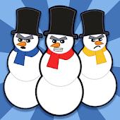 Grumpy Snowmen