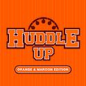 Huddle Up – Orange & Maroon icon