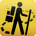 Backpacker GPS Trails Pro icon