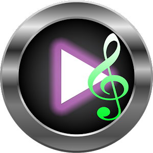 Music player! Listen to music MP3 OGG, WAV, MO3, MP4, M4A... APK Icon