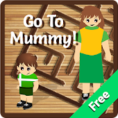 Kids Maze - Go To Mummy