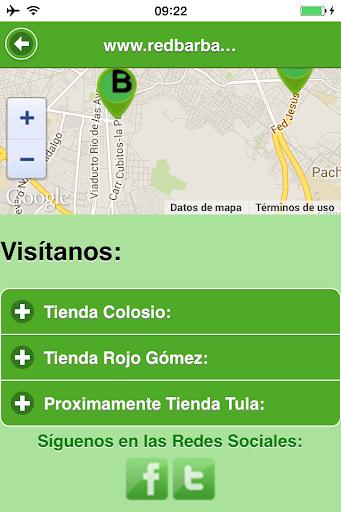 【免費生產應用App】Eléctrica Barba-APP點子
