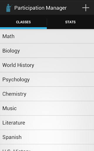 高評價推薦好用教育app Participation Manager!線上最新手機免費好玩App