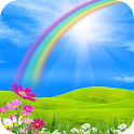 Rainbow Wallpaper icon