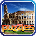 Italy & Greece Puzzles - FREE icon