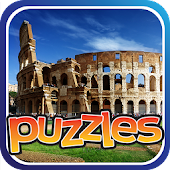 Italy & Greece Puzzles - FREE