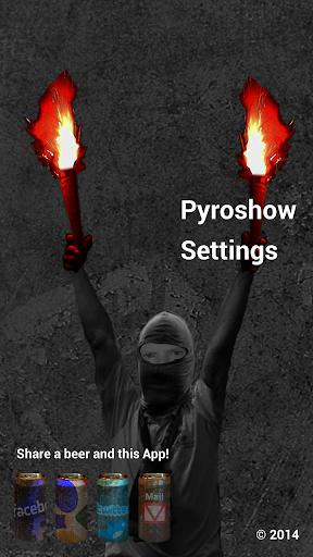 Olympiakos Piräus Pyroshow App