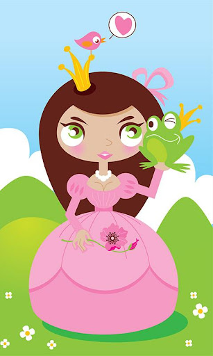 Jazmin Princess Puzzle