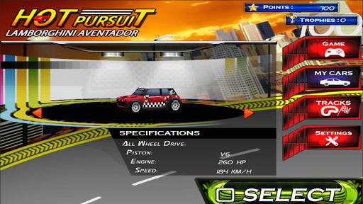 3D热力追踪-赛车