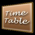 Timetable logo