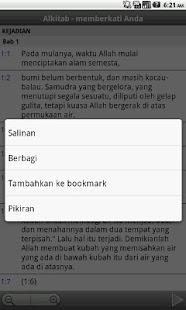 玩書籍App|Alkitab - memberkati Anda免費|APP試玩