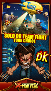 X-Fighting - screenshot thumbnail
