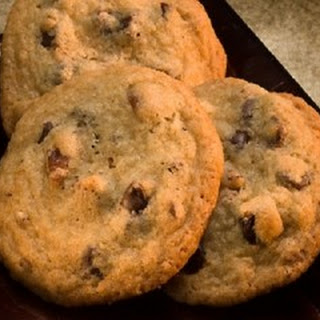 Easy Chocolate-Chip Cookies
