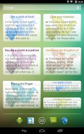 Uplifting Psalms Daily Screenshot 17
