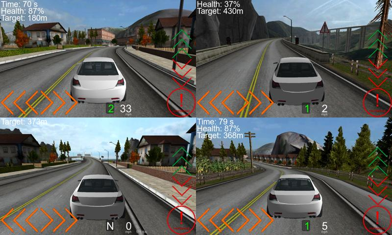 Duty Driver LITE- screenshot