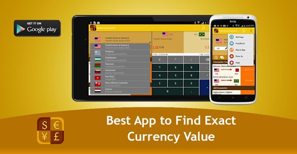 currency converter & calculat- screenshot thumbnail