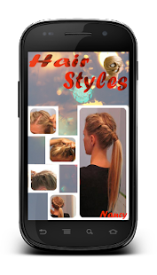 Hair MakeOver - new hairstyle and haircut in a minute on the App ...