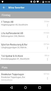 Hitta.se - screenshot thumbnail