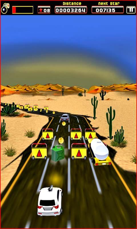 Sane Lane Pro - time bomb- screenshot