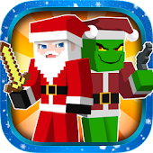 Saving Xmas - Santa Vs Grinch