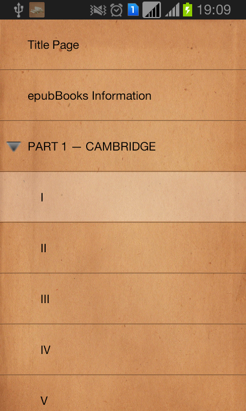 Smart Reader- screenshot