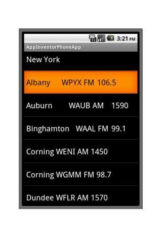 New York Football Radio