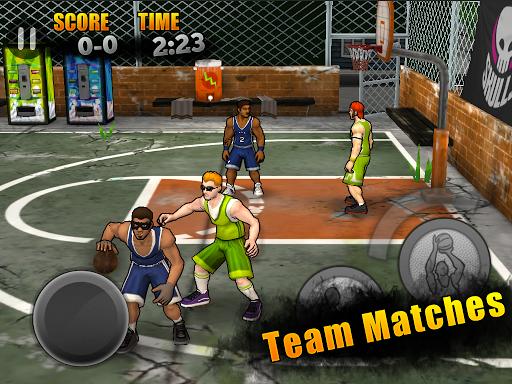 Jam City Basketball v1.2 Mod [Unlimited Coins]