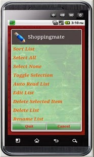 Shoppingmate Tradition- screenshot thumbnail