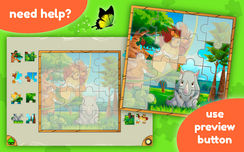 Jigsaw Puzzle Kids- screenshot thumbnail