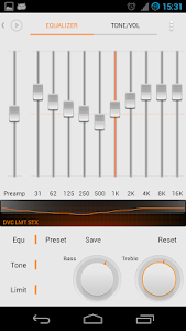 Skin for Poweramp MIUI Light screenshot 2