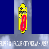 SUPER 8 LEAGUE CITY/KEMAH AREA