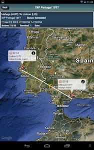 Malaga Airport AGP screenshot 0