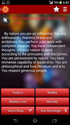 玩娛樂App|Zodiac Horoscope 2015免費|APP試玩