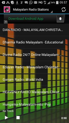 Malayalam Radio Music News