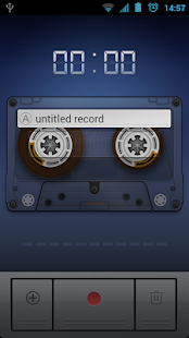 Sound Recorder - screenshot thumbnail