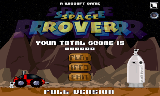 Space Rover Free