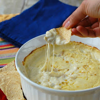 Creamy Corn and Bacon Cheese Dip.