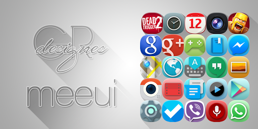 meeui icon pack