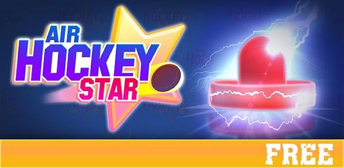 Air Hockey Star!