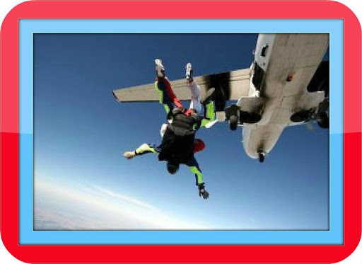 Base Jumping And Skydiving