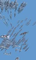 Screenshot of Fish swarm Live Wallpaper FREE