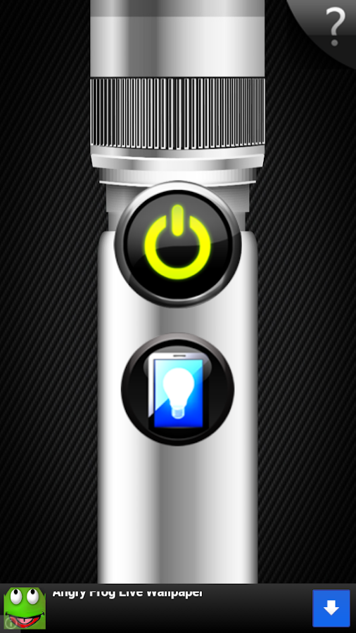 Super-Bright Flashlight HD LED - screenshot
