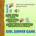 Kids Girl Jumper Game icon