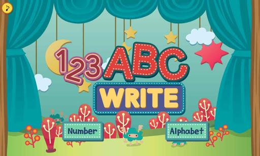 123 ABC WRITE