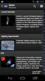NASA App Screenshot 4